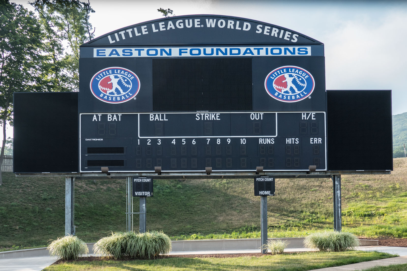 Easton Foundations Scoreboard