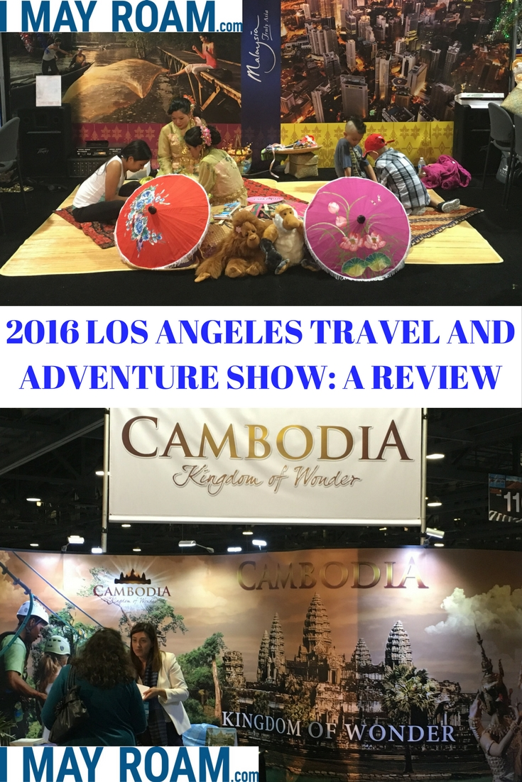 Pinterest - 2016 LOS ANGELES TRAVEL AND ADVENTURE SHOW: A REVIEW