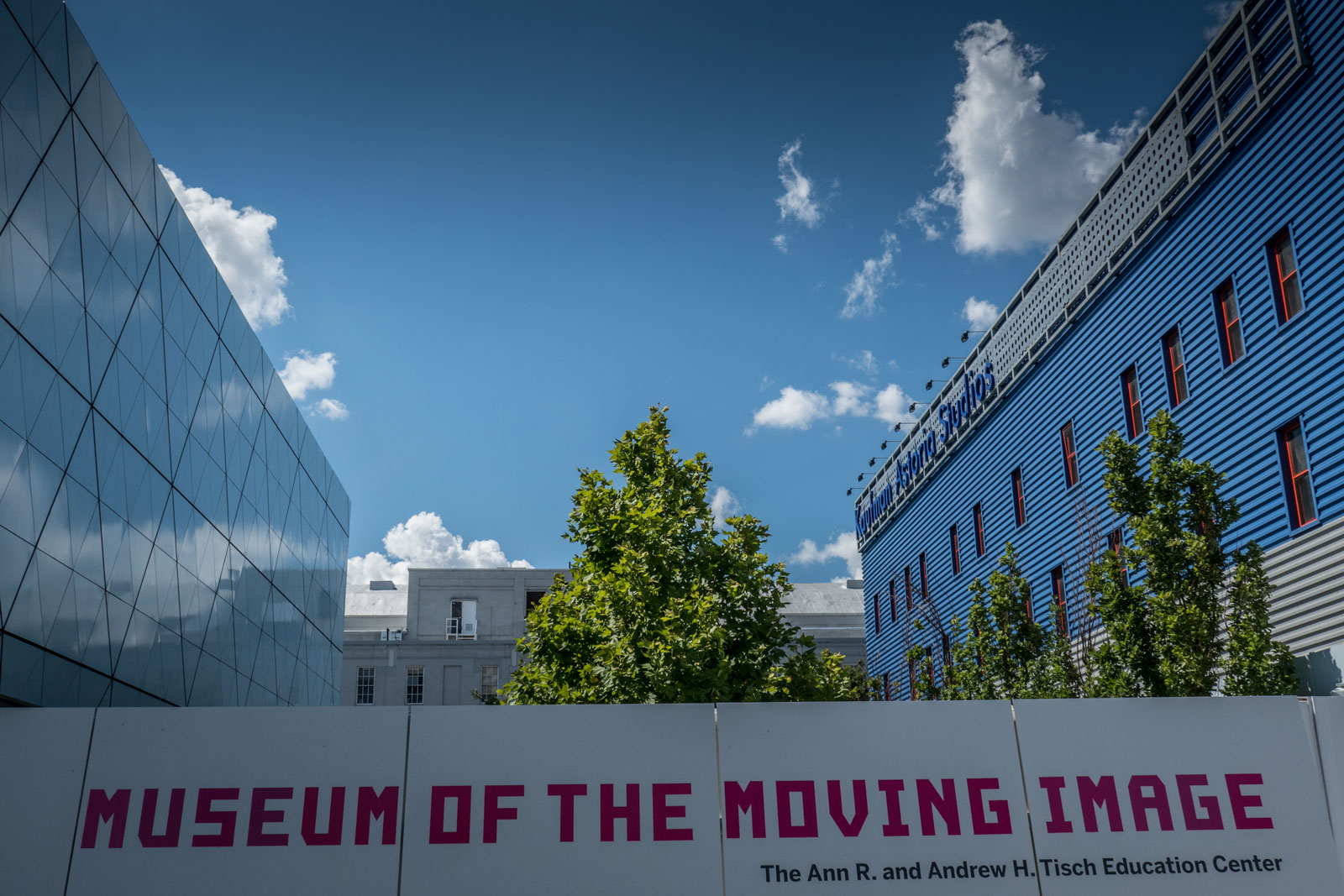 Museum of the Moving Image Kaufman Astoria Studios Queens New York City