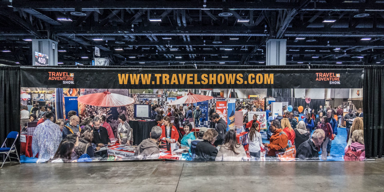 2017 WASHINGTON, D.C. TRAVEL & ADVENTURE SHOW: A REVIEW