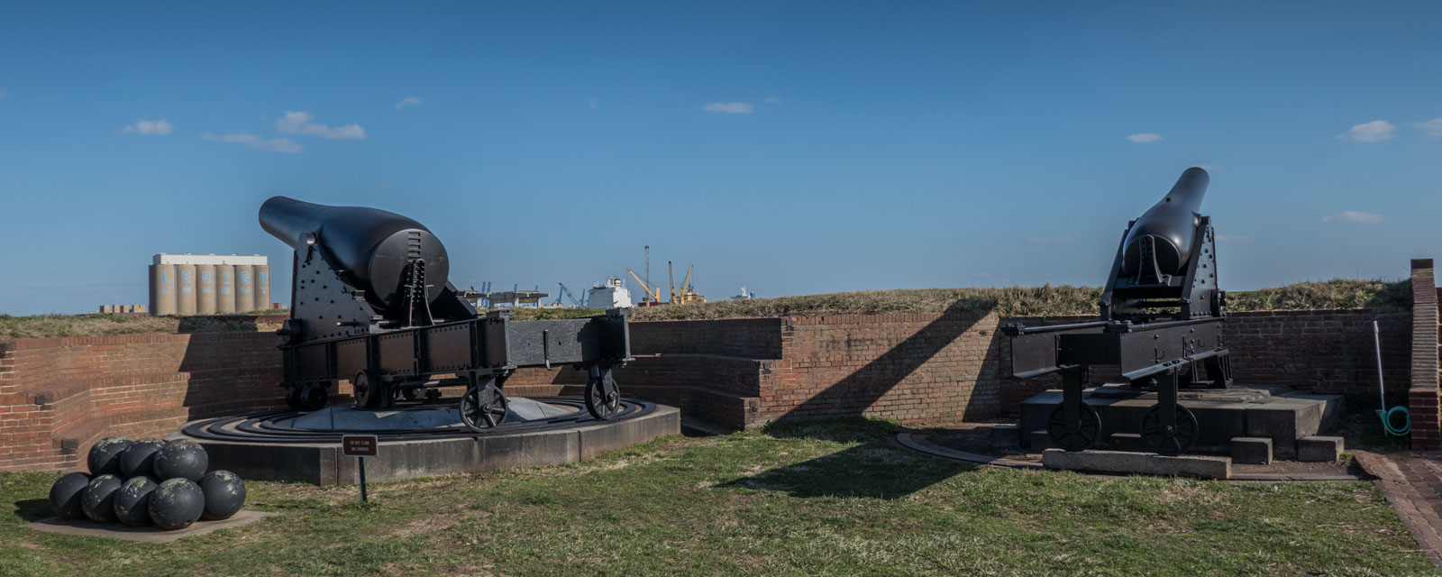 Fort McHenry Museum Baltimore Maryland