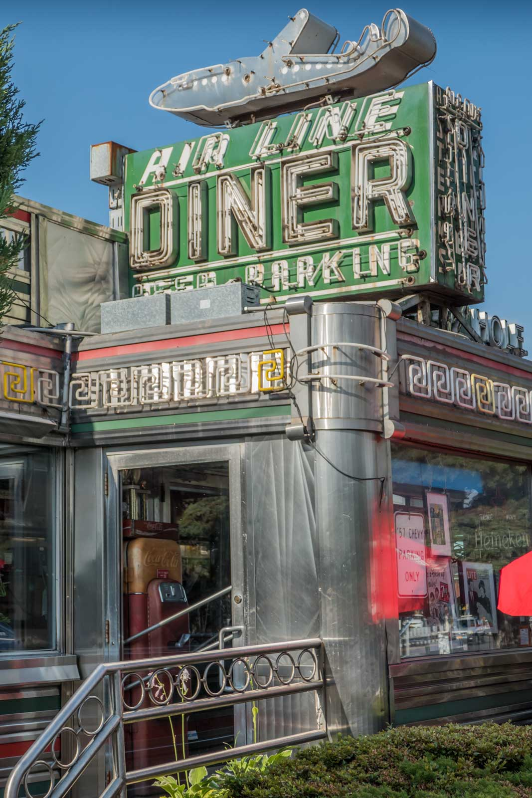 Goodfellas Filming Locations Jackson Hole Airline Diner Queens New York City