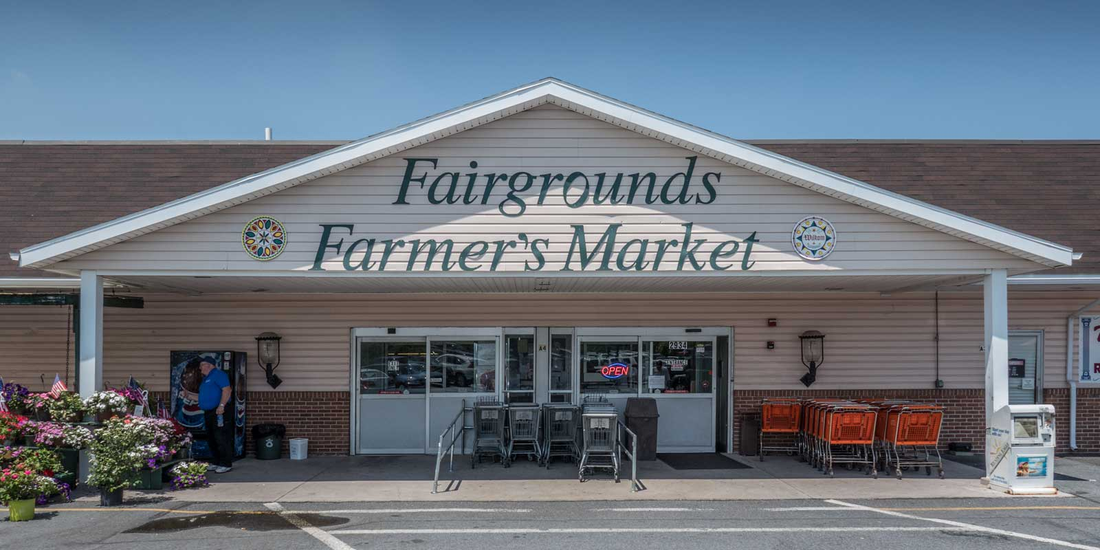 Fairgrounds Farmers Market Reading Pennsylvania