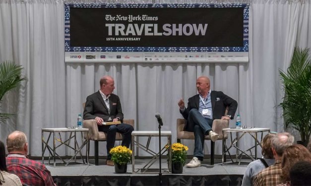 The 2018 New York Times Travel Show: A Review
