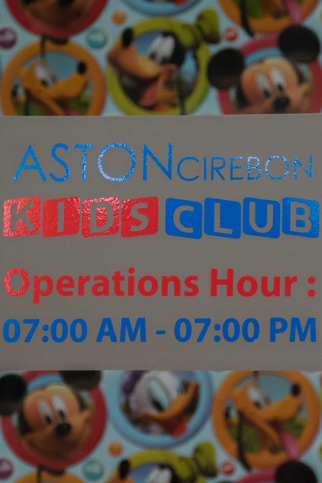 Aston Cirebon Kids Club