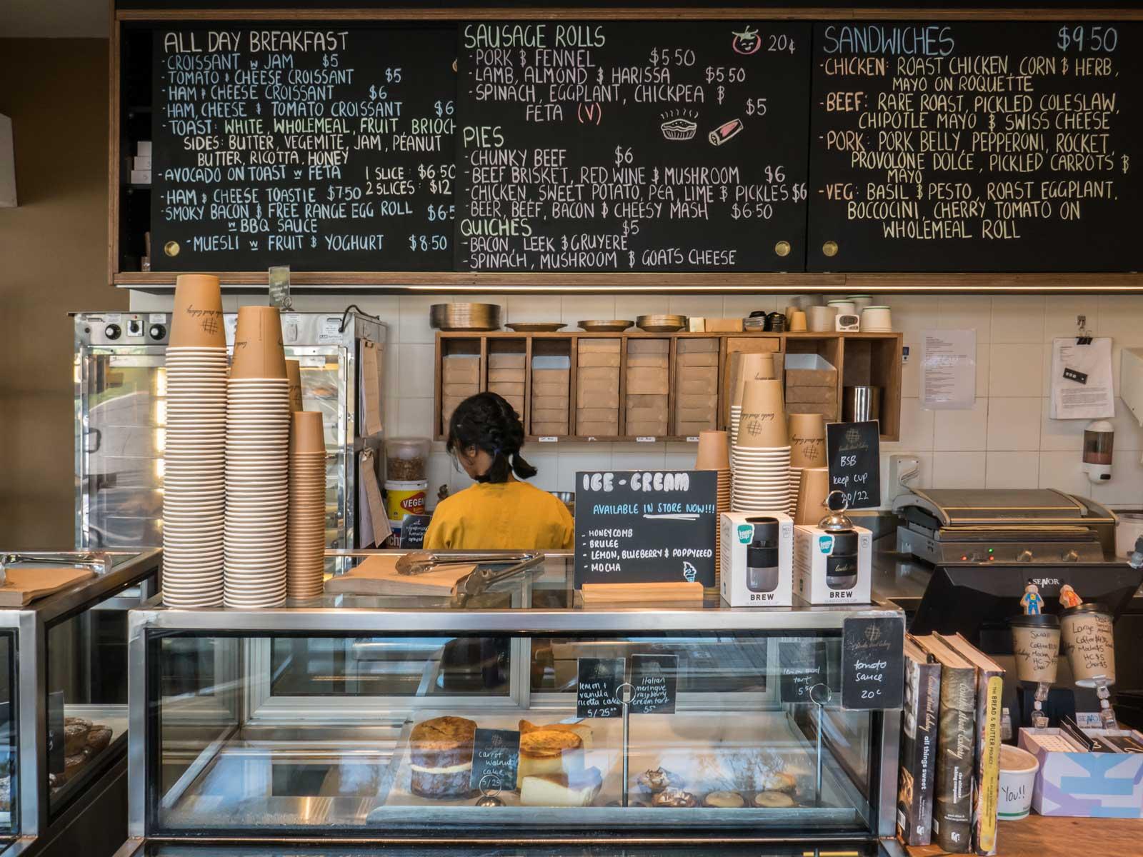 Bourke Street Bakery Parramatta Sydney Australia