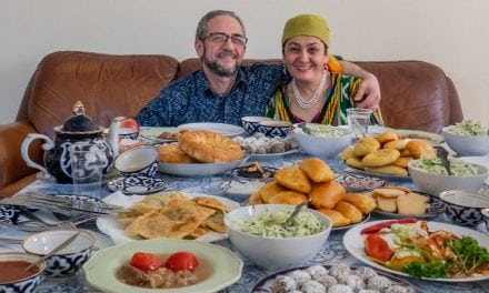 League of Kitchens: Uzbek Cooking with Damira in Brooklyn, NYC