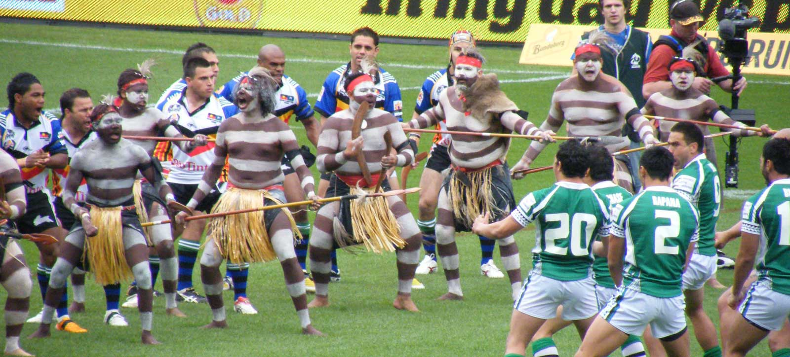 Aboriginals Sport