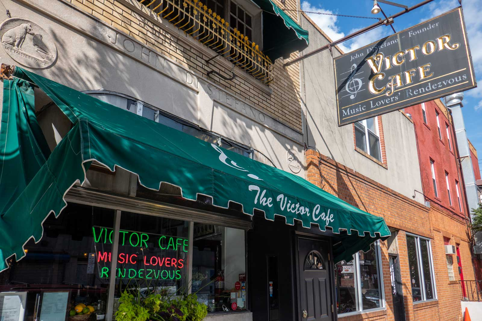 Victor Cafe Adrian's from Rocky