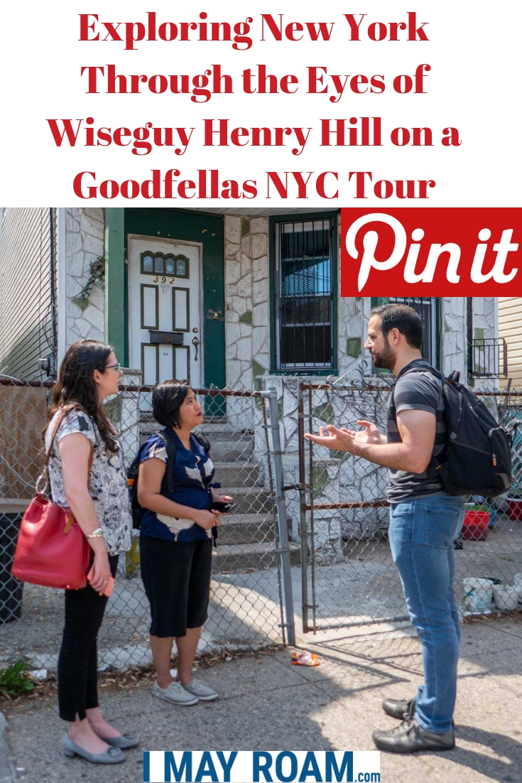 Pinterest Exploring New York Through the Eyes of Wiseguy Henry Hill on a Goodfellas NYC Tour