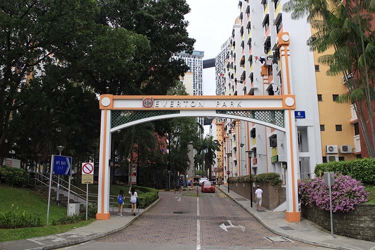 Everton Park Singapore