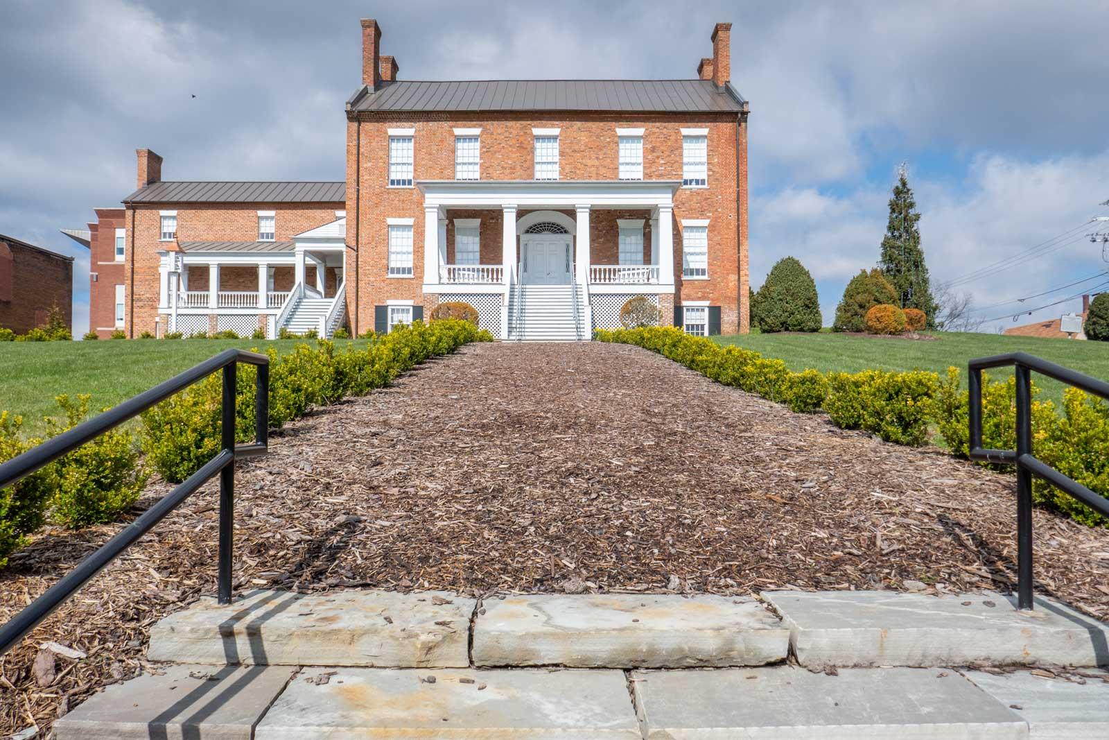 Dickson Williams Mansion Greeneville Tennessee