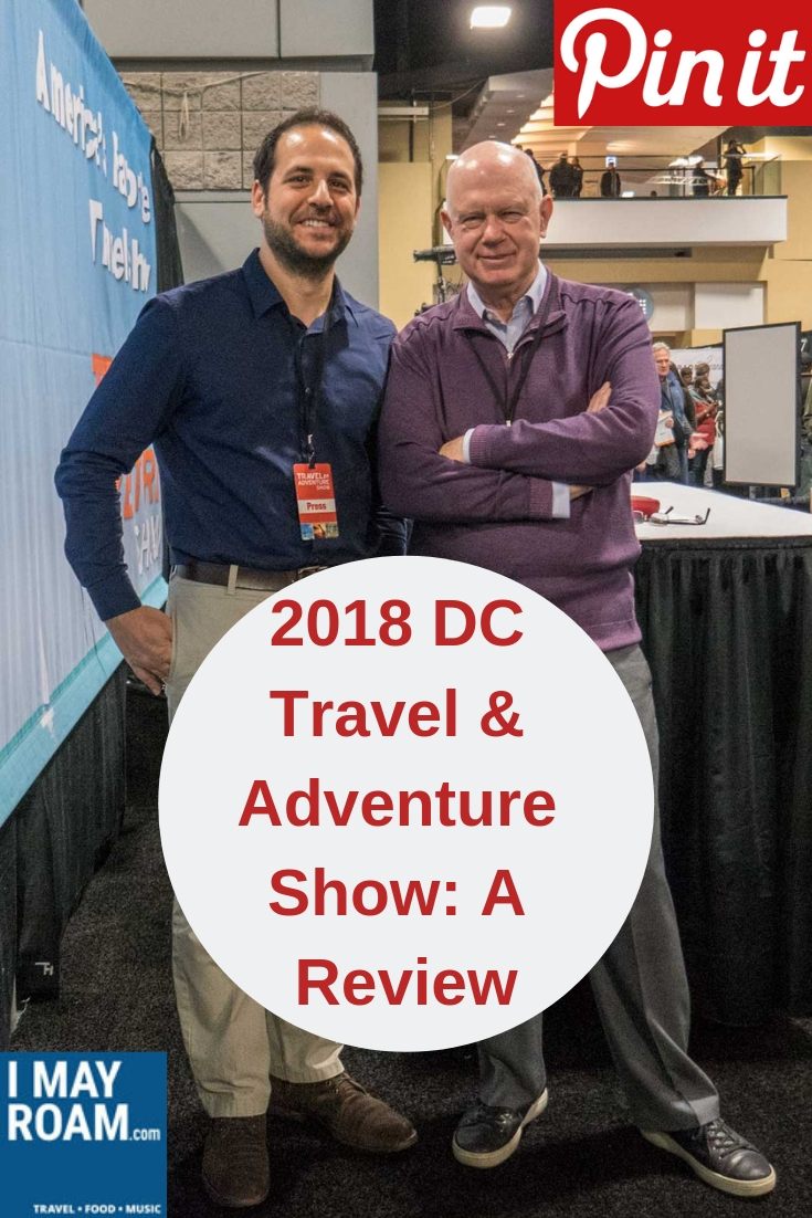 Pinterest 2018 DC Travel and Adventure Show Review