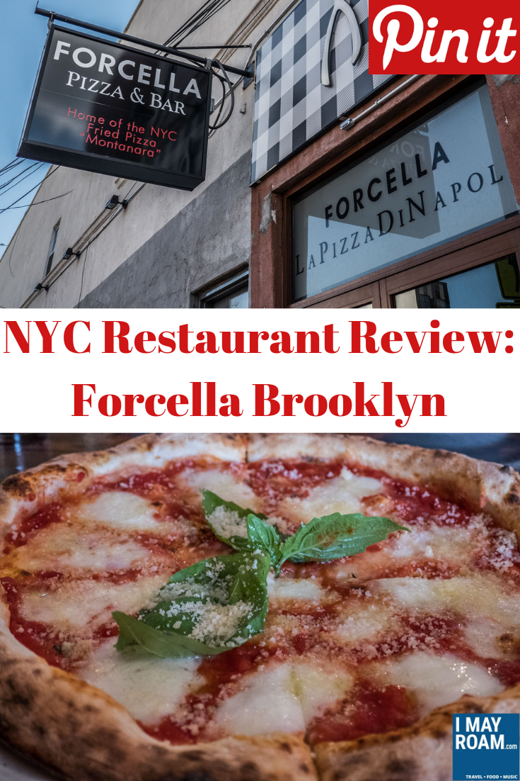 Pinterest NYC Restaurant Review Forcella Brooklyn