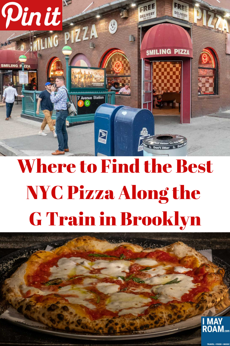 Pinterest Where to Find the Best NYC Pizza Along the G Train in Brooklyn