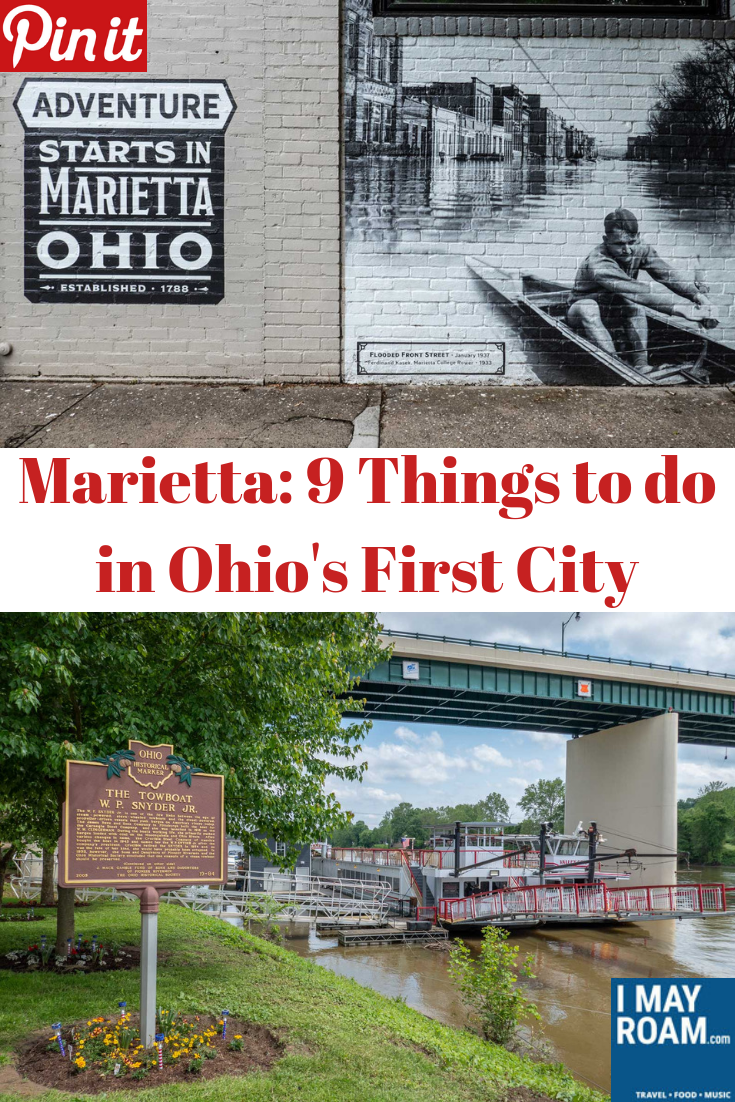 Pinterest Marietta 9 Things to do in Ohio's First City