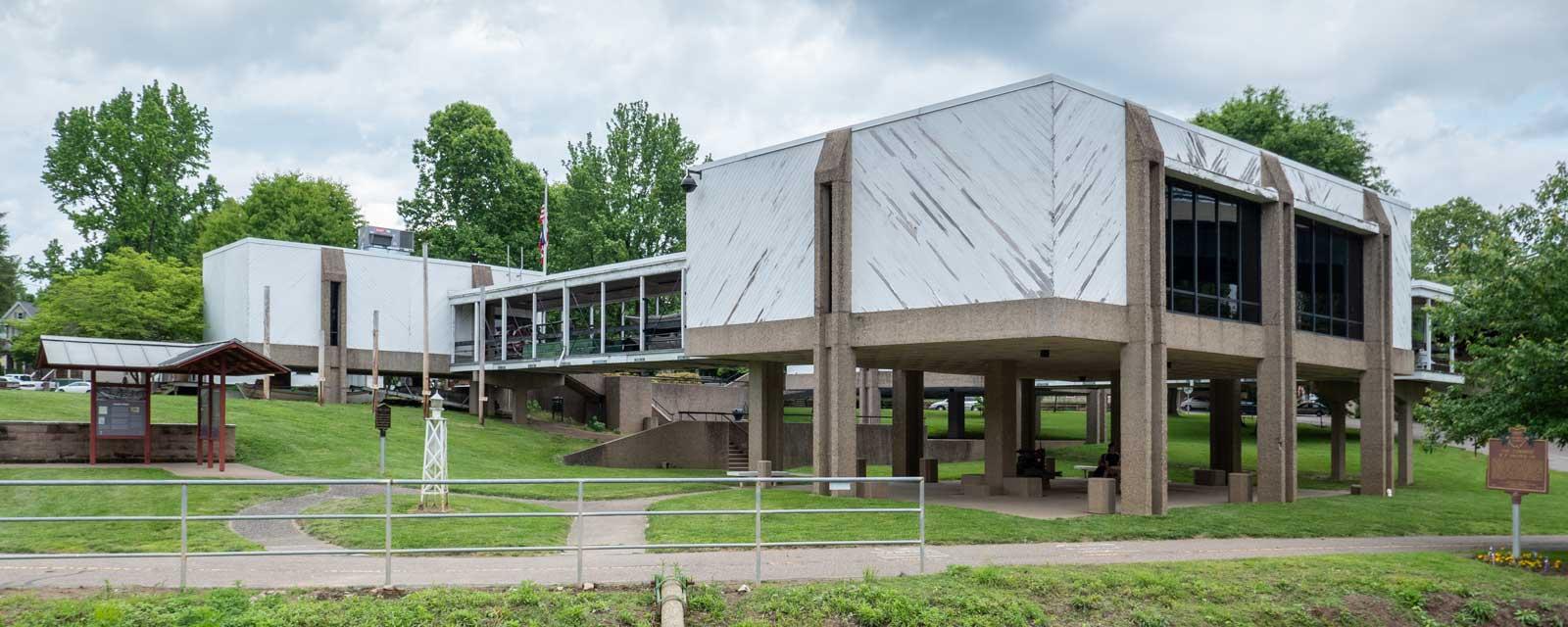 Ohio River Museum Marietta