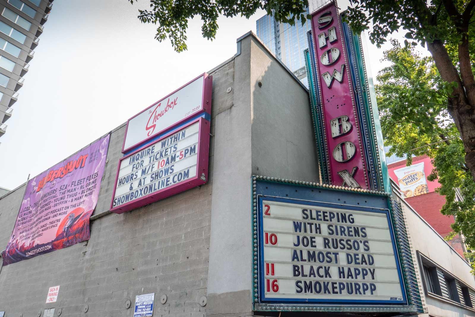 Showbox Seattle