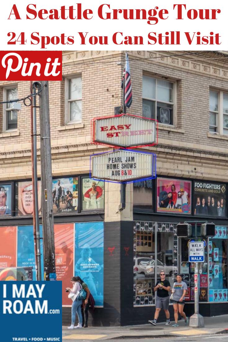 Pinterest A Seattle Grunge Tour 24 Spots You Can Still Visit