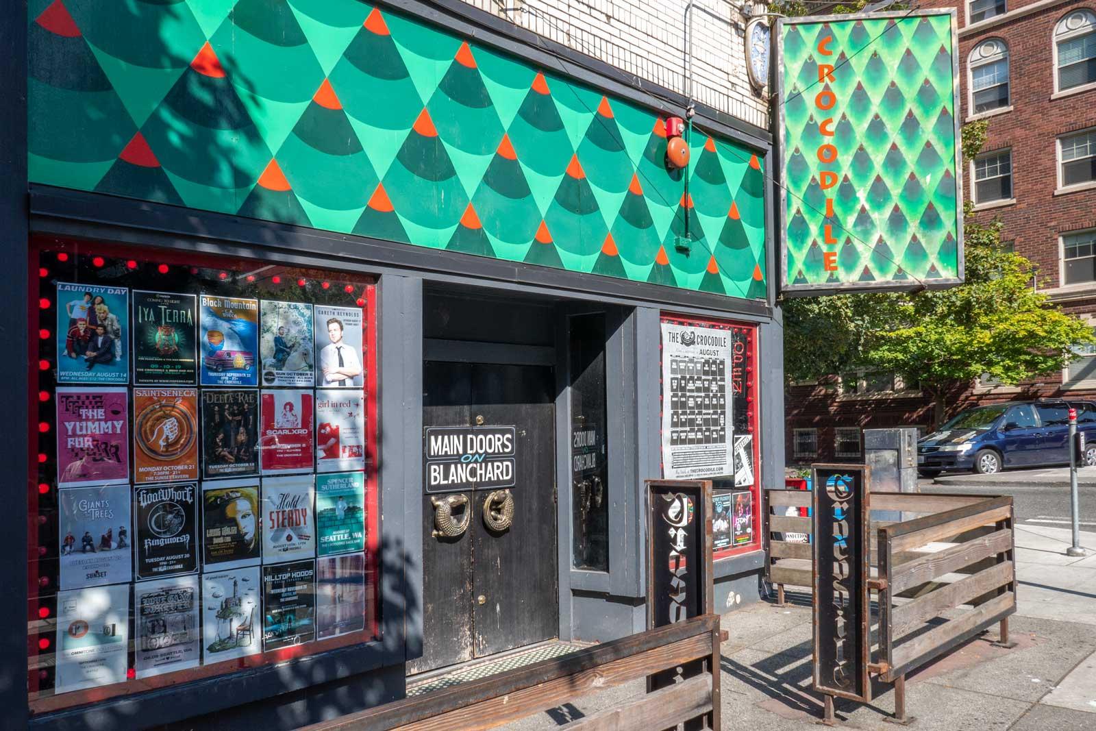 Crocodile Cafe Seattle Grunge