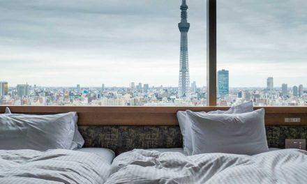Tokyo Hotel Review: Tobu Hotel Levant in Sumida City