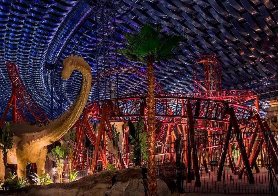 IMG Worlds of Adventures Dubai