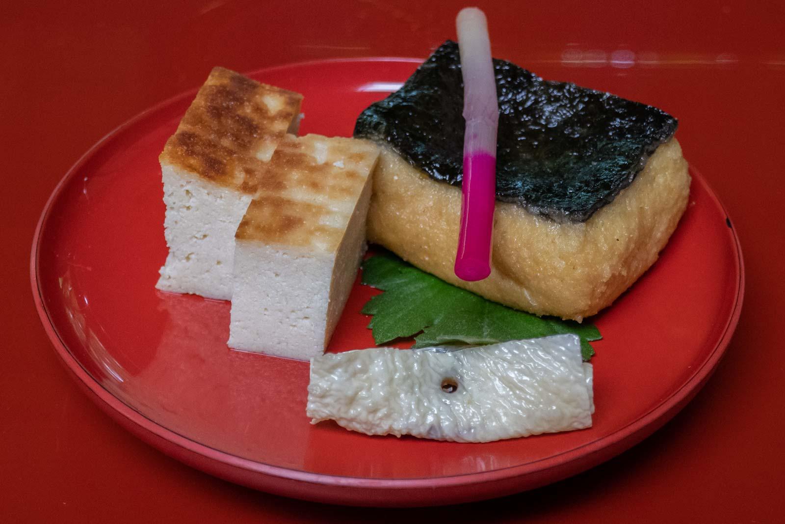 shojin-ryori-Buddhist-cuisine-at-Gyoushintei-in-Nikko