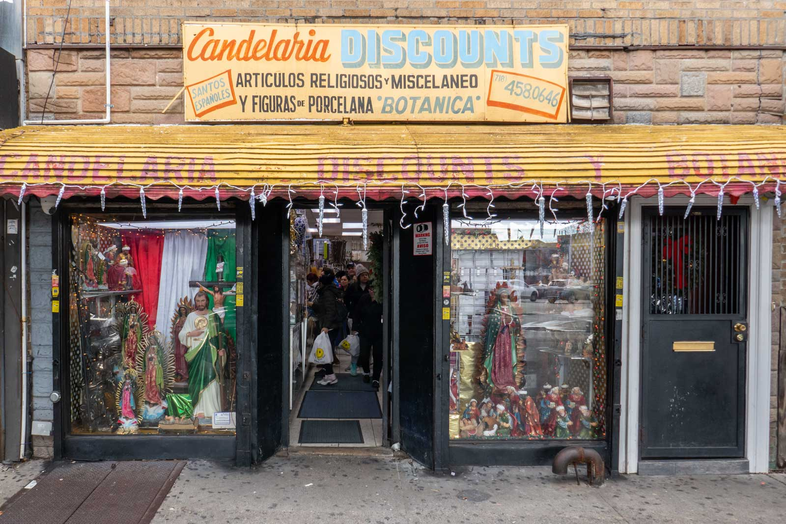 Candelaria Discounts in Jackson Heights Queens