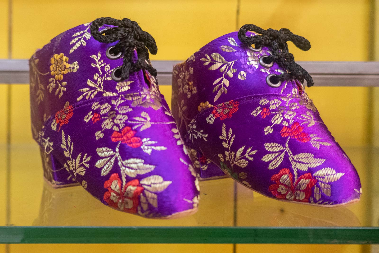 Peranakan Beaded Slippers from Lim Trading in Melaka
