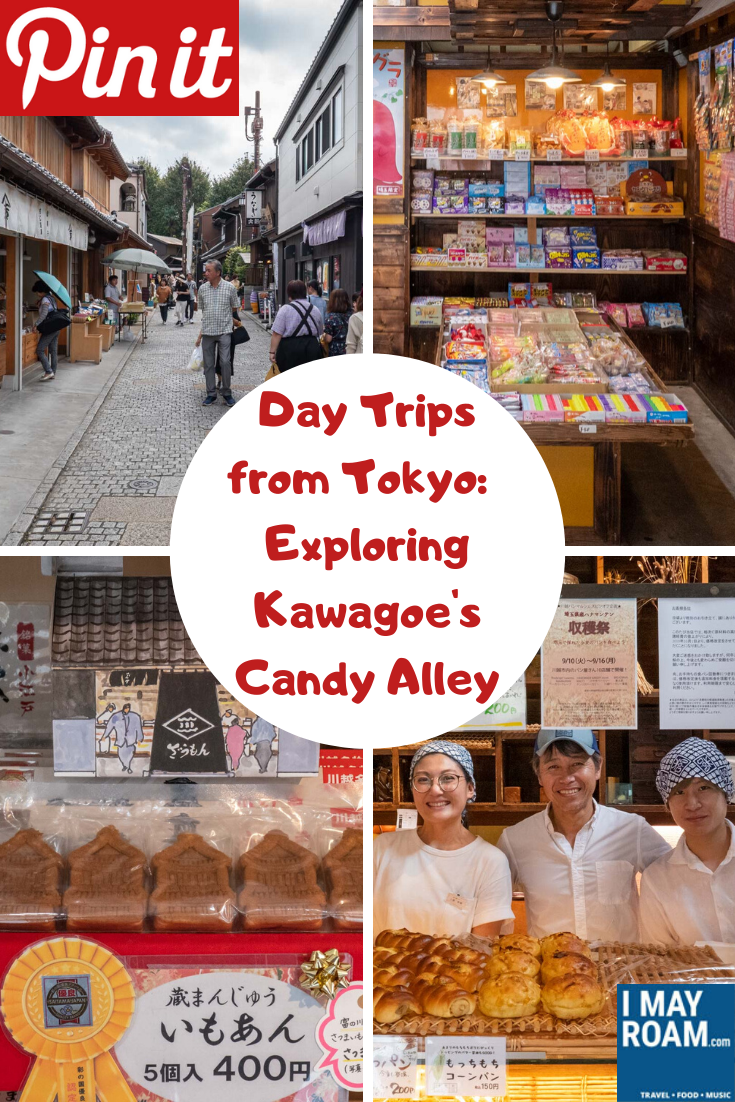 Day Trips from Tokyo - Exploring Kawagoe's Candy Alley