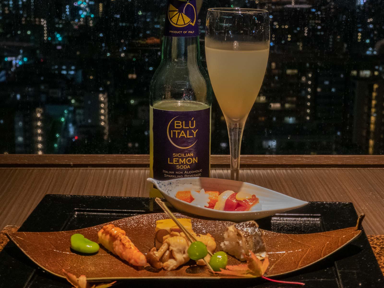 Ren Skytree View Restaurant Tobu Hotel Levant Tokyo
