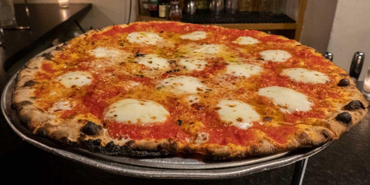 My Favorite NYC Pizza Spots