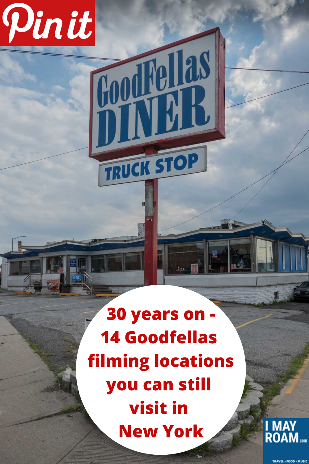 Pinterest 30 years on - 14 Goodfellas filming locations you can still visit in New York