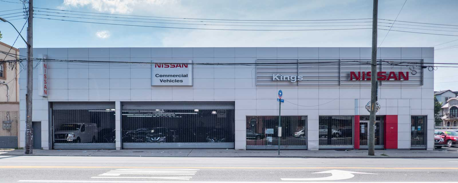 Kings Nissan former Bamboo Lounge Brooklyn