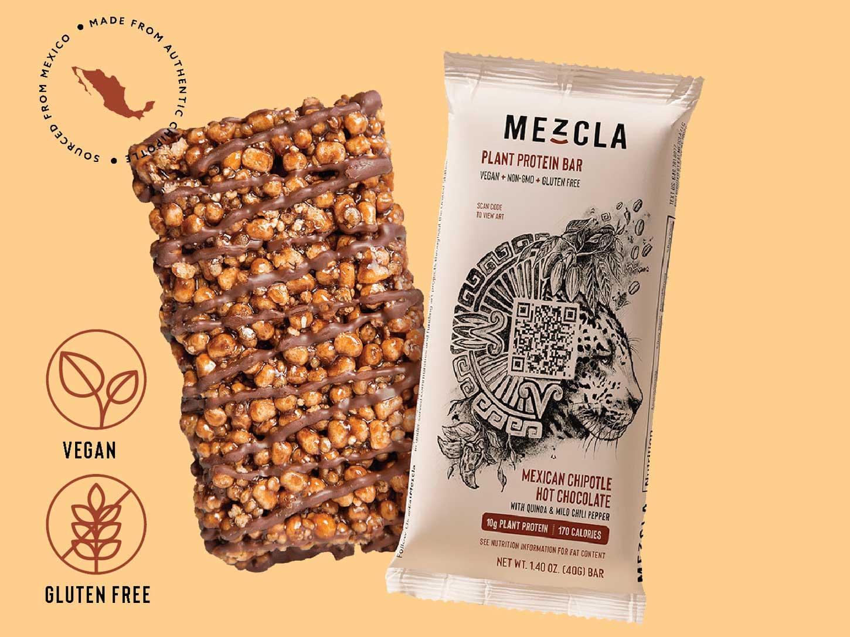Mezcla Mexican Hot Chocolate Bar