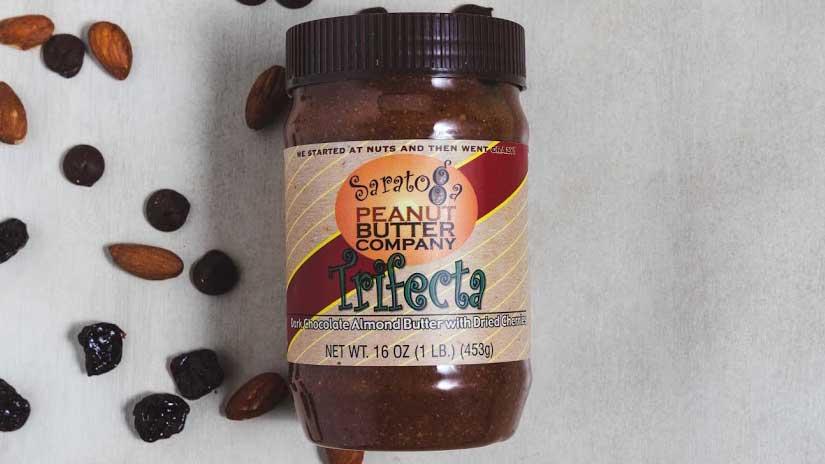 Saratoga Peanut Butter Trifecta