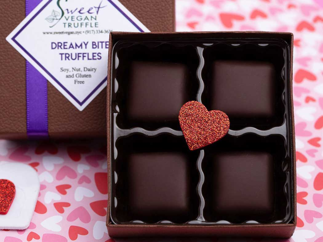Sweet Vegan Chocolates