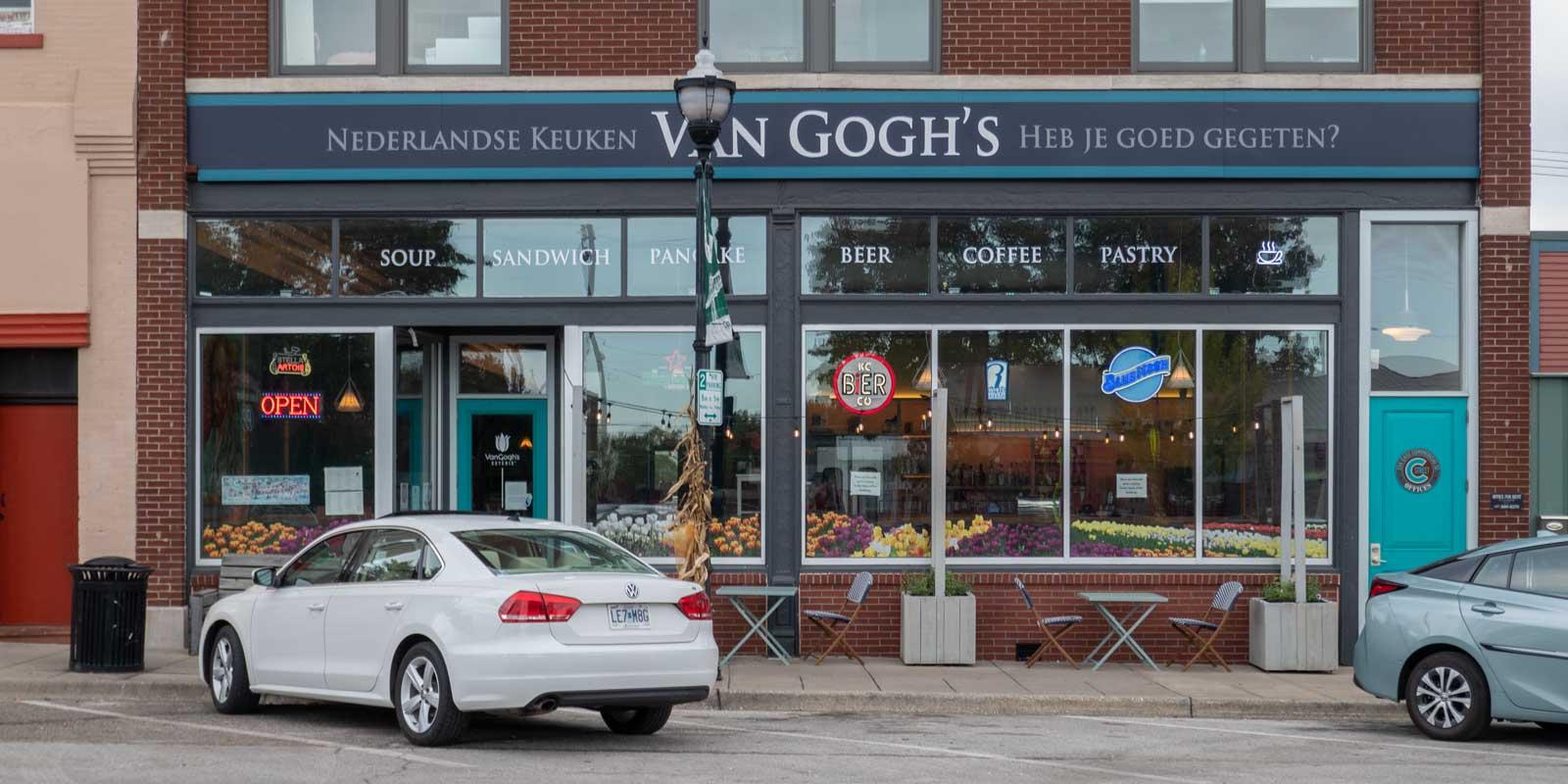 Van Gogh's Springfield Missouri
