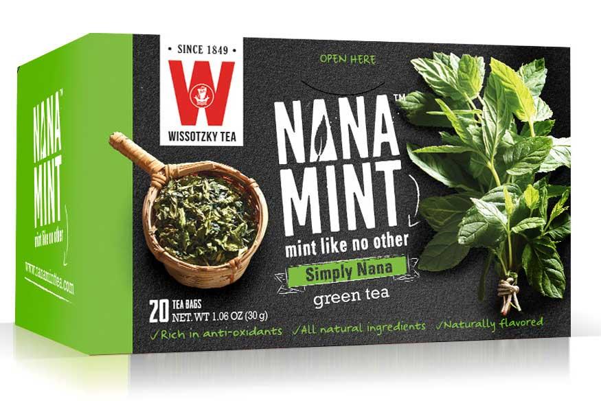 Nana Mint Green Tea