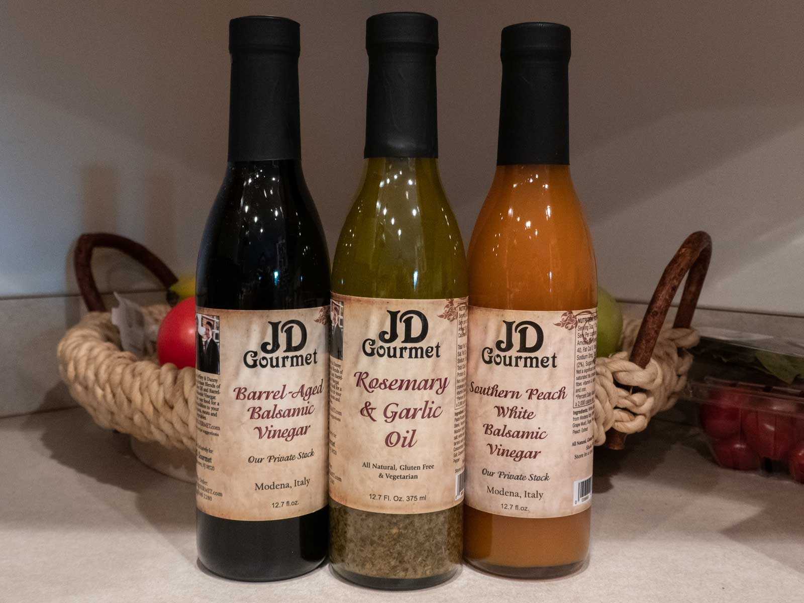 JD Gourmet - Holiday Shopping Guide for Foodies
