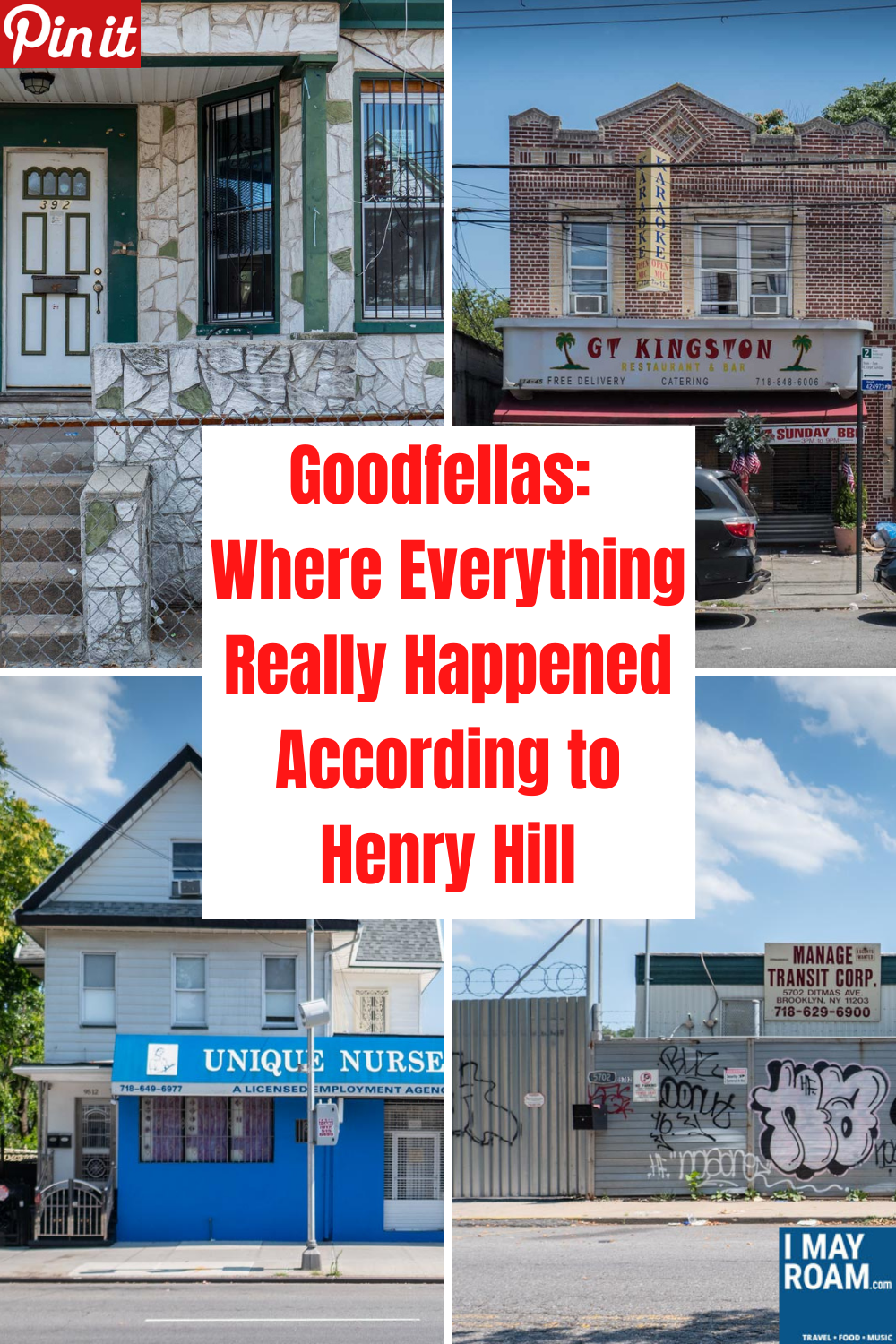 Pinterest Goodfellas where everything really happened according to Henry Hill