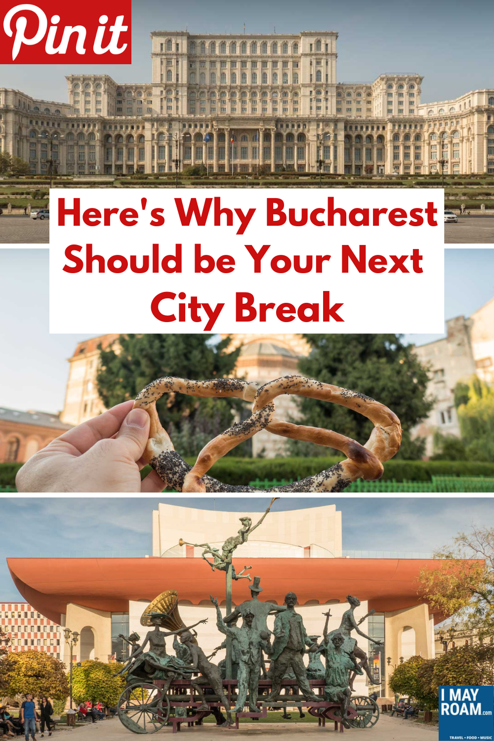 Pinterest Here's Why Bucharest Should be Your Next City Break