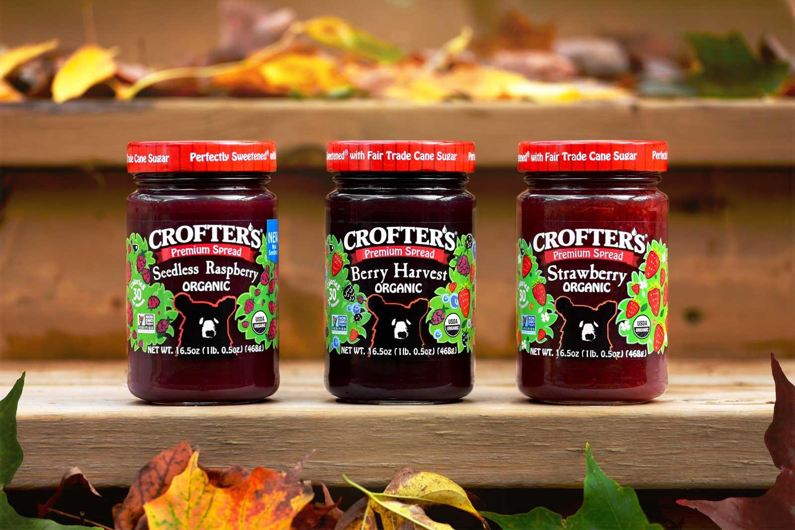 Crofter's Organics Premium Spread