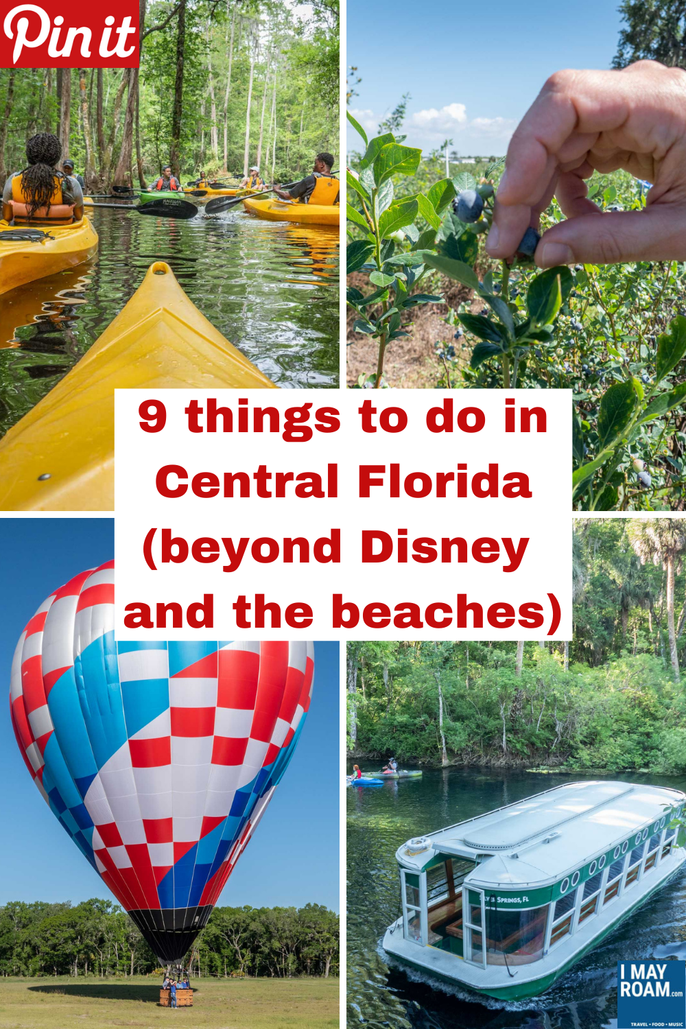Pinterest 9 things to do in Central Florida beyond Disney and the beaches