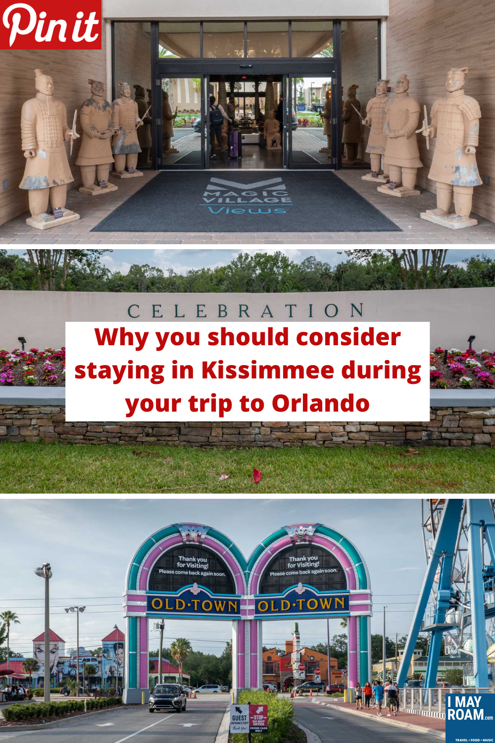 Pinterest Why you should consider staying in Kissimmee during your trip to Orlando