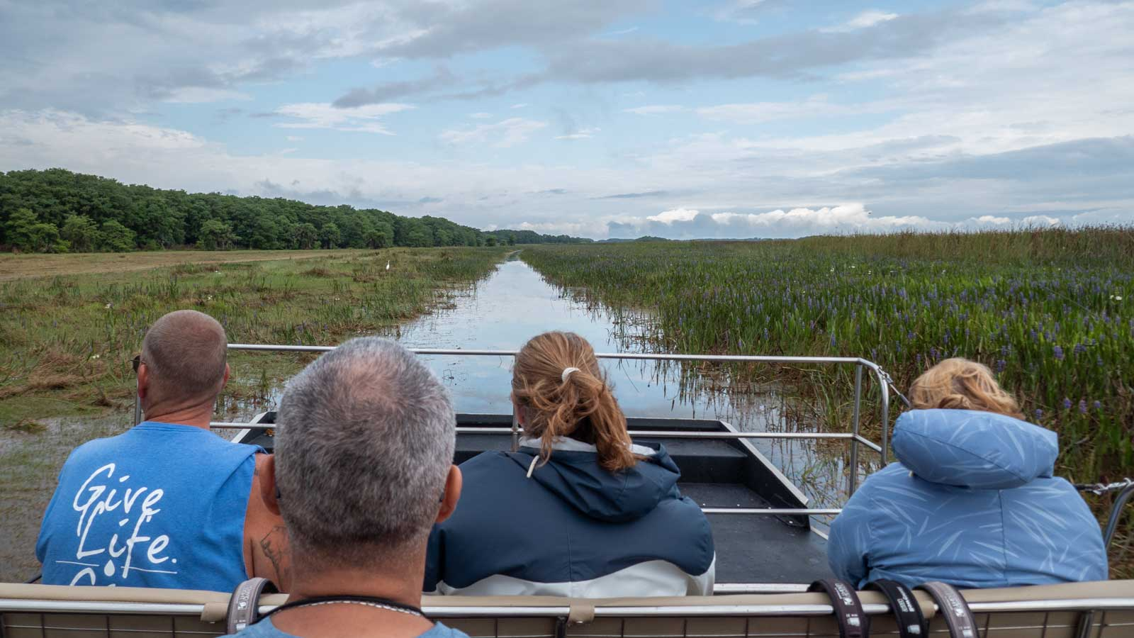 Wild Florida Kenansivlle airboat ride