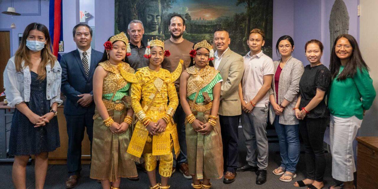 Exploring Cambodian Cuisine & Culture in Lowell