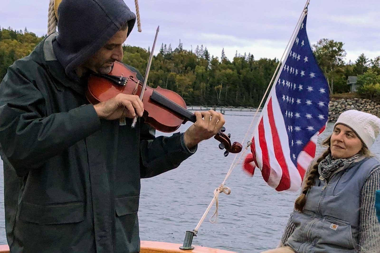 Maine Windjammer Association Live Music