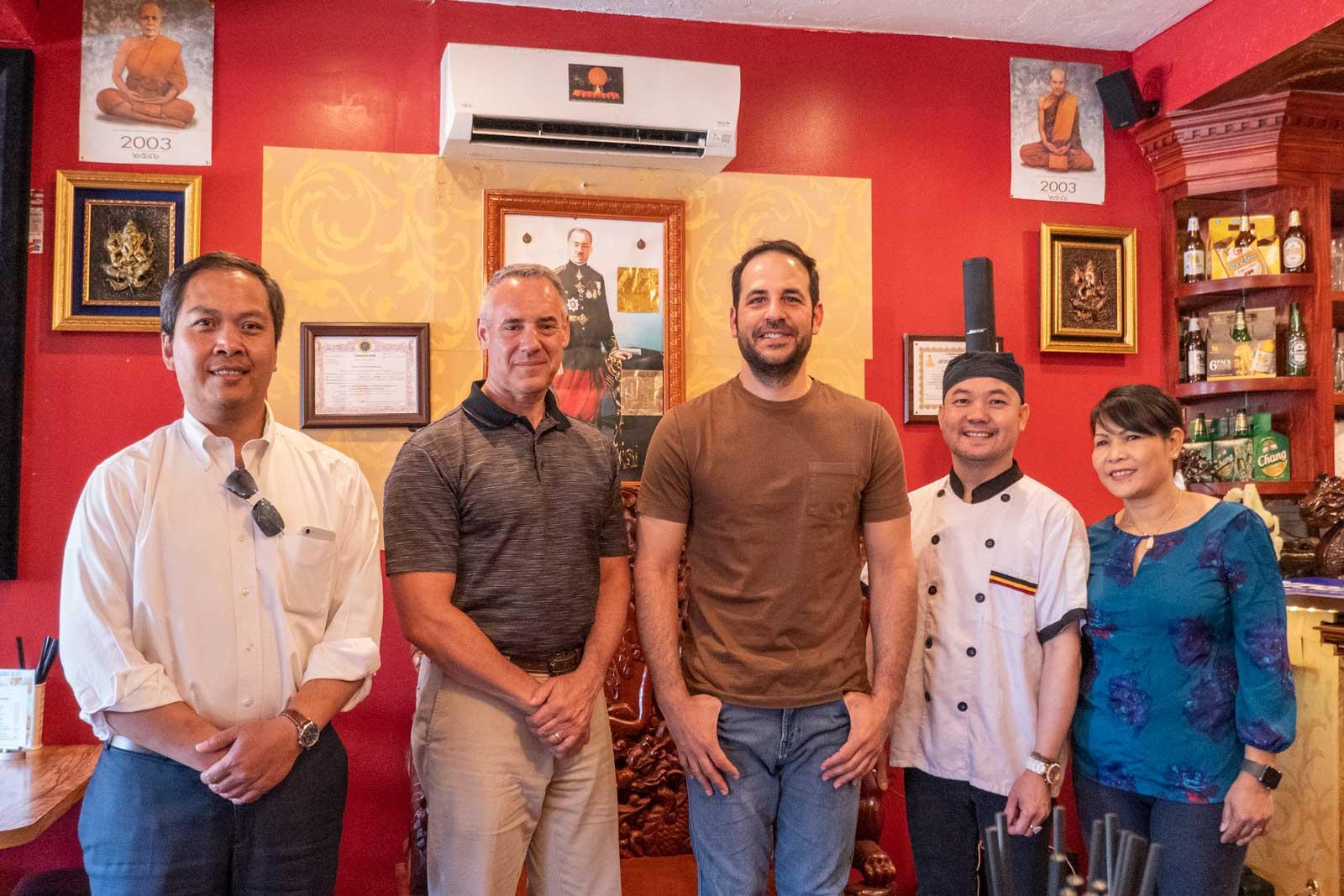 Zaab Elee Traditional Laos Cuisine Lowell