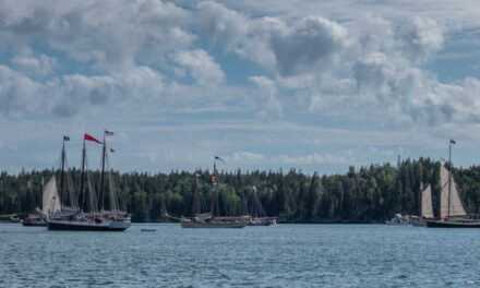 Why your New England vacation should include sailing with the Maine Windjammer Association